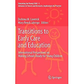 Transitions vers les soins et l'éducation de la petite enfance : Perspectives internationales sur la préparation des écoles pour les jeunes enfants