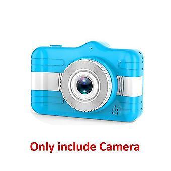 Child mini camera cute cartoon camera toys for gift 3.5 inch photo video digital camera 12mp 1080p
