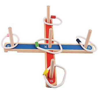 Ring Toss Spel- Fun Yard Games Voor Kinderen En Volwassenen- Familie en Vrienden Outdoor Game Set