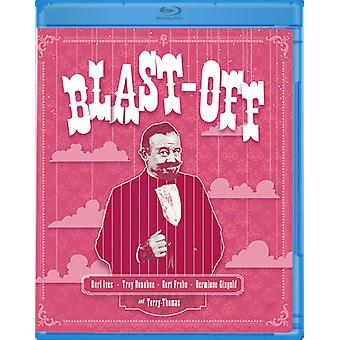 Blast-Off [Blu-ray] USA import
