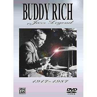 Buddy Rich - Jazz Legend [DVD] USA import