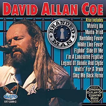 David Allan Coe - Branded Man [CD] USA import