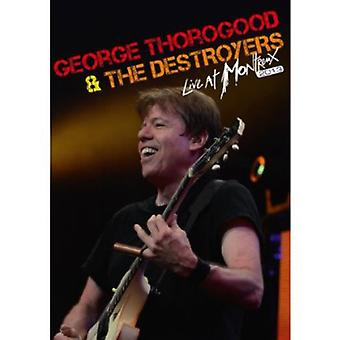 Thorogood, George & jagare - Live at Montreux 2013 [DVD] USA import
