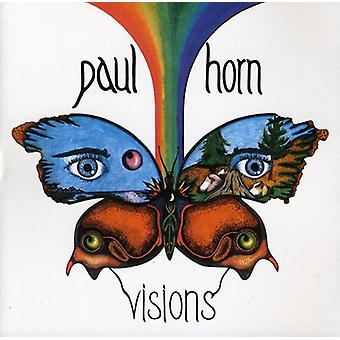 Paul Horn - Visions [CD] USA import