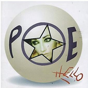 ポー - こんにちは [CD] アメリカ インポートします。