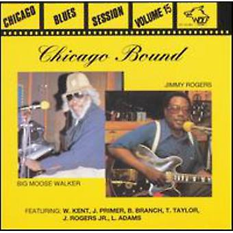 Rodgers/Walker - Chicago Bound [CD] USA import