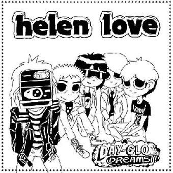 Helen Love - Day-Glo Dreams [CD] USA import