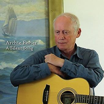 Archie Fisher - A Silent Song [CD] USA import