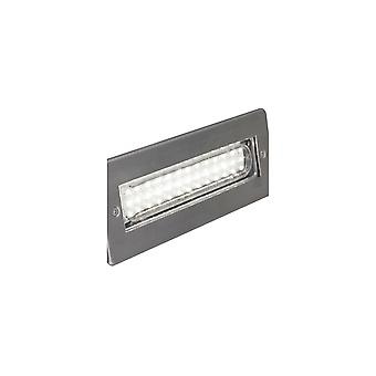 Ansell Libretto LED Bricklight 2W LED RVS