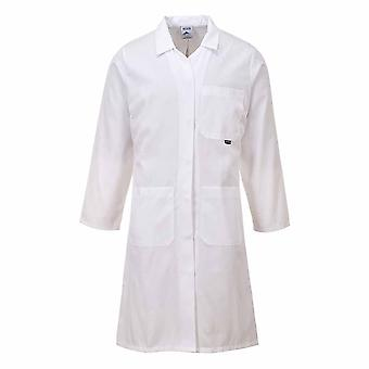 Portwest - Ladies Workwear Standard Lab-Medical-Food Prep Mantel