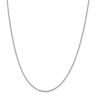 925 sterlinghopea ontto helmillä kiillotettu hummeri kynsien sulkeminen ketjun nilkan rannekoru 1,5 mm hummeri kynsikoruja lahjat