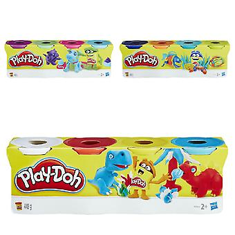 Play-Doh Colour Classic Tubs 3 X 4 Pack - 12 Different Colours