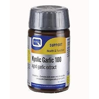 Quest Kyolic Garlic 100mg Extract, 120 Tablets