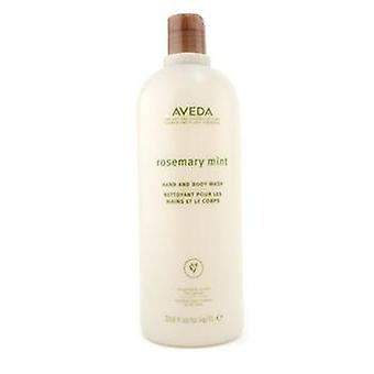 Aveda Rosemary Mint Hand & Body Wash - 1000ml