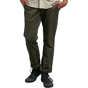 Volcom frickin moderne Stret Chino bukser i tang grøn
