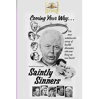 Saintly Sinners (1962) [DVD] USA import
