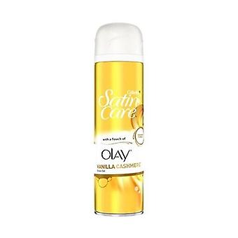 Gillette Satin Care With a Touch of Olay Vanilla Cashmere