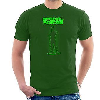 Fortnite erikoisjoukkoja Miesten t-paita