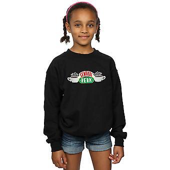 Freunde Mädchen Central Perk Sweatshirt