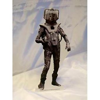 Doctor Who Cyberman Cardboard Cutout 6ft