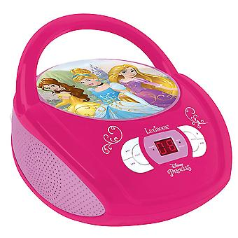 Lexibook Radio CD-speler Disney Princess (Model nr. RCD108DP)