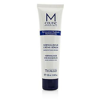 Thalgo Mceutic Normalizer Cream-serum - Salon Size - 100ml/3.38oz