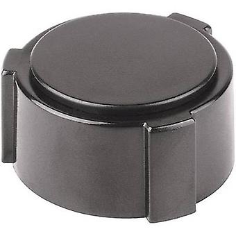 Mentor 4132.063 Black Cap, No Marking, For 20MM Knob