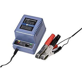 H-Tronic VRLA lader AL 1600 FUER 6/8/12V-BLEI 6 V, 8 V, 12 V laadstroom (max.) 1,6 A
