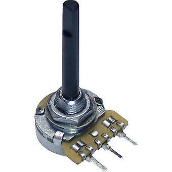 Potenciómetro serviço 9610 única vez potenciômetro Mono 0,25 W 470 kΩ 1 computador (es)