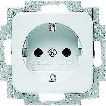 Busch-Jaeger Insert PG socket Reflex SI, Reflex SI Linear Alpine white 20 EUC-214