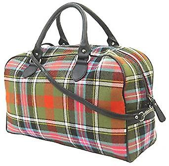 Harris Tweed Overnight Handbag (Bruce of Kinnaird)