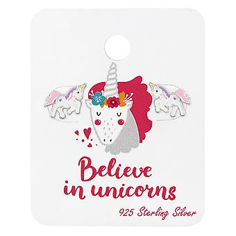 Unicorn - 925 Sterling Silver Sets - W38072x