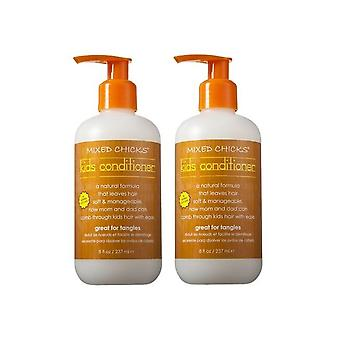 Mixed Chicks Kids Conditioner 8oz (2 Pack)