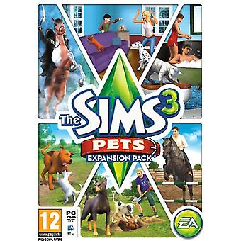 The Sims 3 Pets Expansion Pack (PCMac DVD) - New