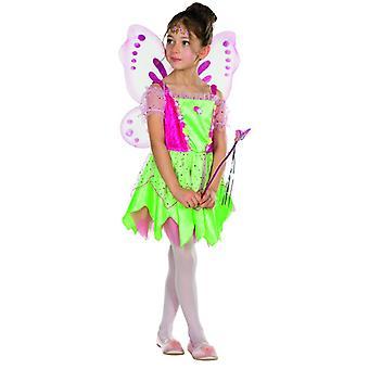 Blomst fairy drakt Carnival-Carnival wing kjole eventyr