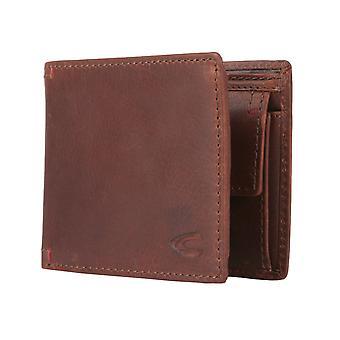 Camel active mens wallet plånbok Brown/brandy 1720