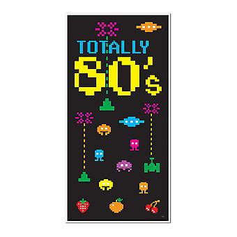 """années 80 porte couvrir 30 """"x 5'"""