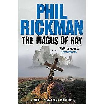 Le mage de foin (Main) par Phil Rickman - livre 9780857898685