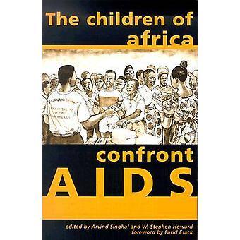 Die Kinder in Afrika zu konfrontieren AIDS - von Anfälligkeit für mö
