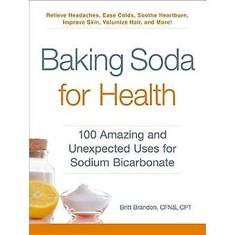الخبز الصودا للصحة-100 استخدامات مذهلة وغير متوقعة لثنائية الصوديوم