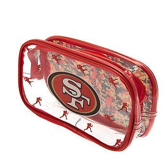 Caja de lápiz de 49ers de San Francisco