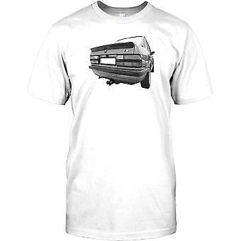 BMW M5 - klassisk sportbil Mens T Shirt