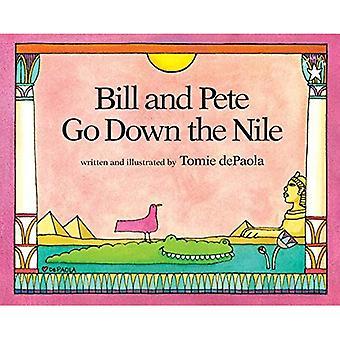 Bill og Pete gå nedover Nilen (Paperstar)