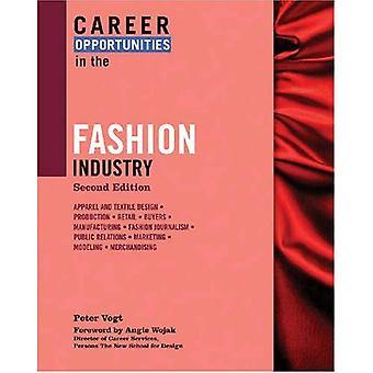 Karriärmöjligheter inom modebranschen (karriärmöjligheter) (karriärmöjligheter (Häftad))