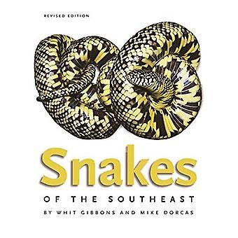 Slangen van het zuidoosten (een boek van de natuur Wormsloe Stichting)