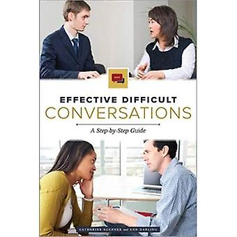 Effective Difficult Conversations: A Step-by-Step Guide