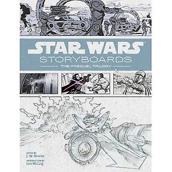 Star Wars Storyboards: Die Prequel-Trilogie
