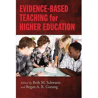 Evidence-Based Teaching for Higher Education