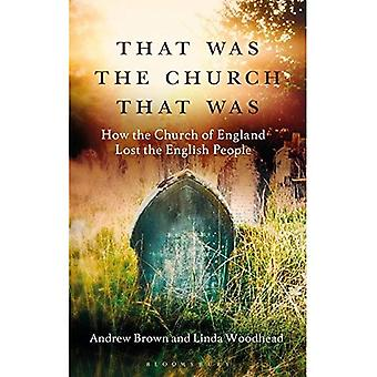 That Was the Church That Was