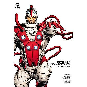 Divinity: The Complete Trilogy Deluxe Edition (Hardback)